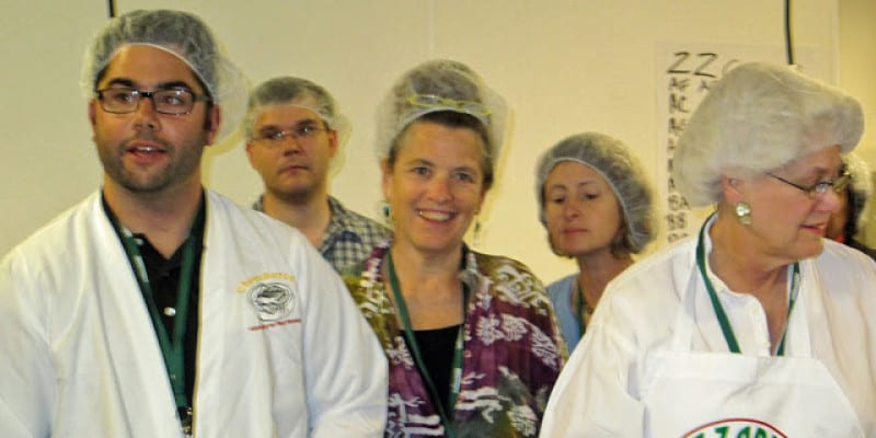 Camembert Workshop with Neville McNaughton