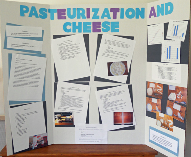 Research for science fair project