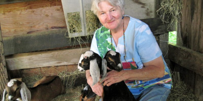The Southern Vermont Dairy Goat Association