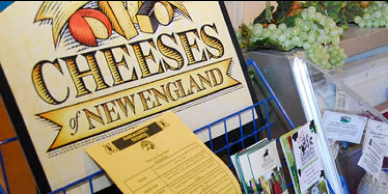 The 2013 New England Regional Cheese Competition