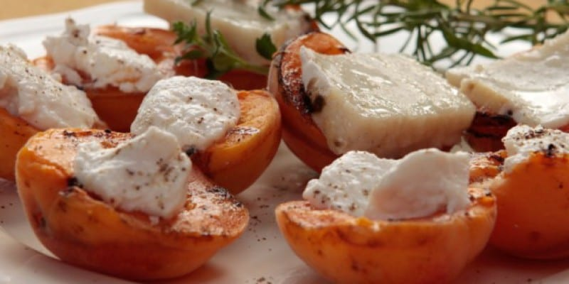 3 Easy Grilled Goat Cheese Recipes