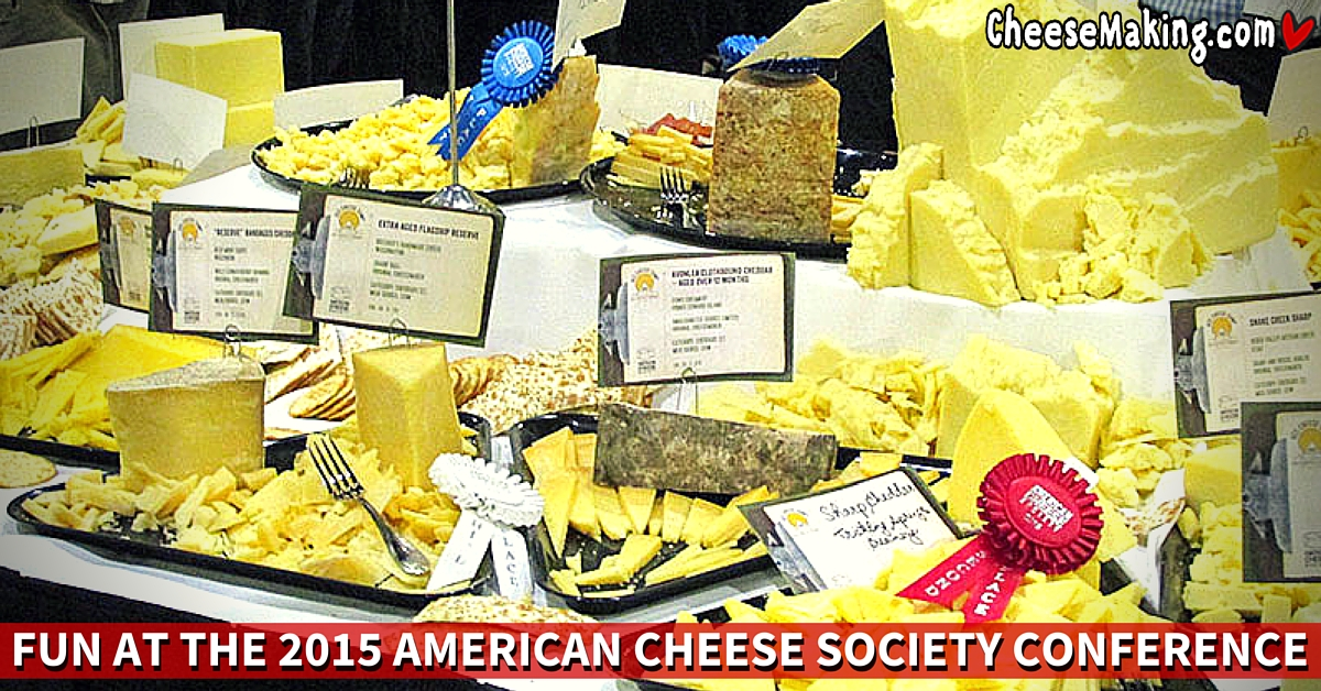 2015 American Cheese Society Conference | A Better Whey