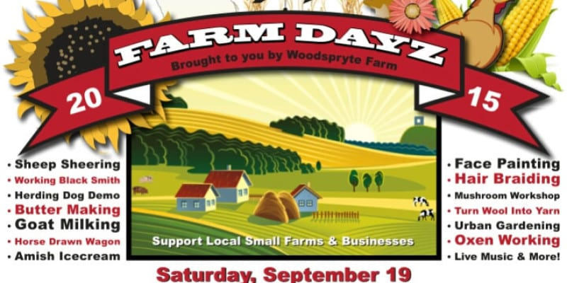 Farm Dayz 2015 in Dimondale, Michigan