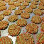 Peanut Cookies by Lynne Dyer