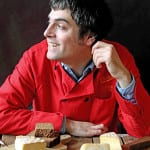 Marc Freshman, Cheesemonger at Murray's