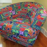 How to Revive Furniture with Fabric Markers