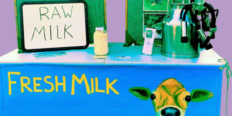 Raw Milk Progress in Massachusetts