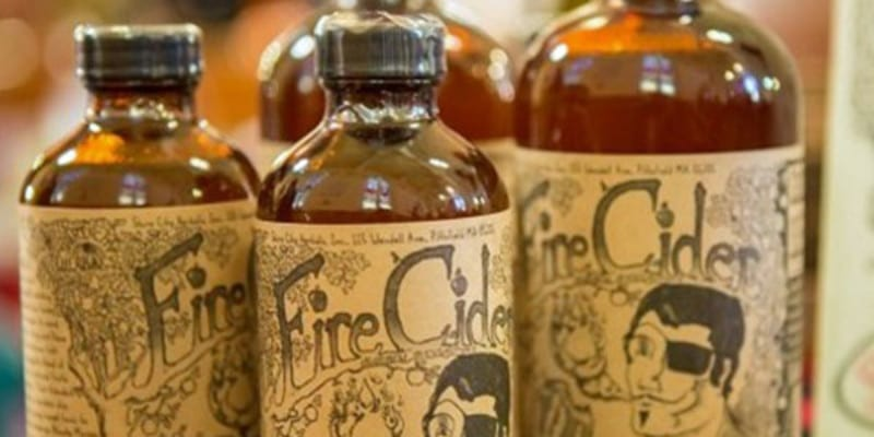 Make Your Own Fire Cider