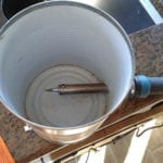 Tin Can Method for Smoking Cheese