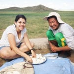 Making Cheese with Nomads in Mongolia