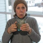 Hot Whey Toddy