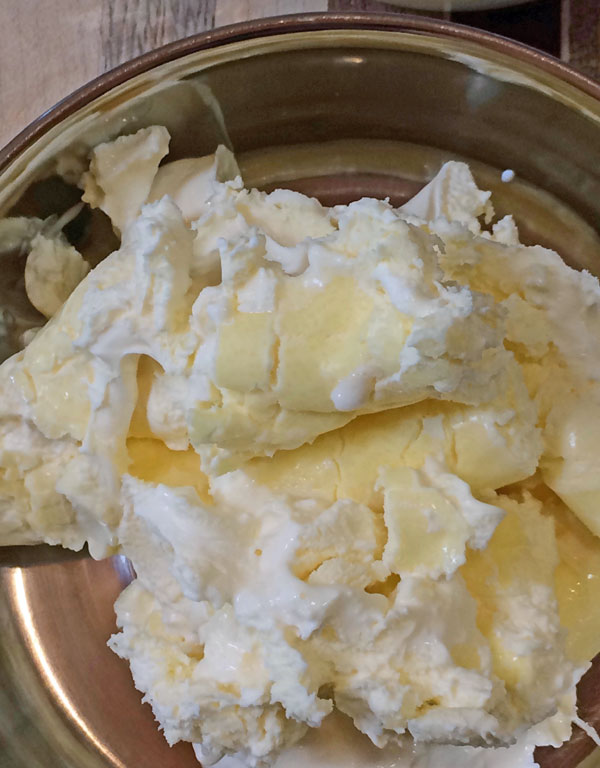 Insta Pot Clotted Cream Cheese Making Tips And Recipes